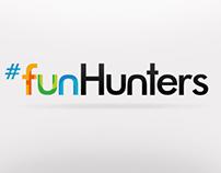 Sony - Funhunters project
