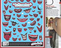 Spec | Sony Smile Shutter Technology