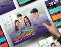 Flyer Study Abroad With istudent