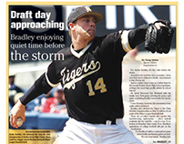 Sports Newsaper Layouts