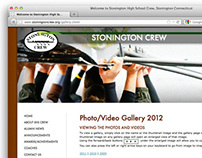 SHS Crew website