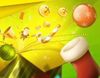 Christmas - Yellow BR