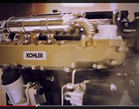 Kohler's KDI3404 Commercial Video for EIMA 2014