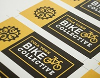 Cola Town Bike Collective Branding