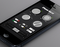 iPhone GUI Set v1 - UI Design