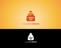 One Love Photo Logo Concept