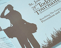Hospital Foundation Golf Tournament Invitation