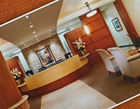 Breast Imaging Center Grand Opening Invitation