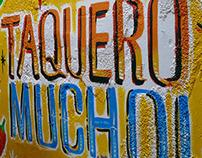 La Fábrica del Taco (Bs. As.) / Murals & Decoration