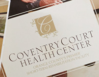 Coventry Court Health Center brochure