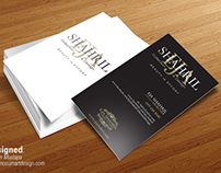 Business Card Eja Shahril