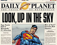 DC Comics Superman Style Guide