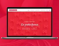 Rediseño web La Napolitana
