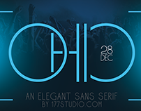 Free Font - Ohio
