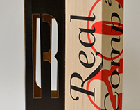 Portotype wine boxes
