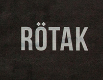Rotak - Keep It Sharp!