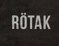 Rotak - Keep It Sharp!