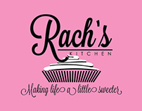 Rach's Kitchen Branding