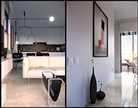 Penthouse interior in Tel aviv Israel. Part1