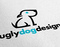 Ugly Dog Design / rebranding