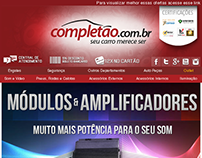 New Header & Footer - E-mkt Completão