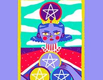 Minor Arcana - Pentacles