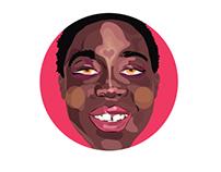 HEART´S AFRICA (Adobe Illustrator)