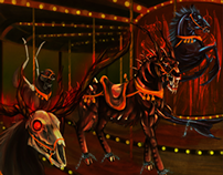 Carousel from Hell