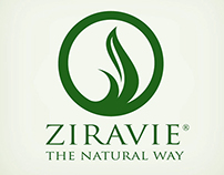 ZIRAVIE® ANIMATED LOGO