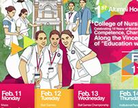 College of Nursing Poster