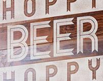 Hoppy Beer Hoppy Life