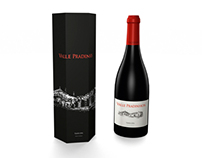 Valle Pradinhos - Red Wine