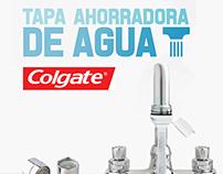 Tapa Ahorradora de Agua - Colgate