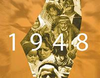 Palestine Nakbah 1948