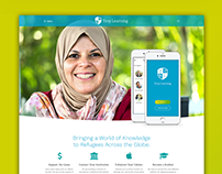 Troy Learning - Website Design and Branding