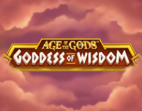 AGO OF THE GODS. GODDESS OF WISDOM