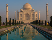 The Crown Of Palaces, Taj Mahal ताज महल