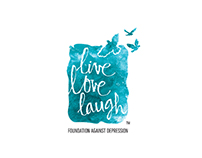 The Live Love Laugh Foundation - Social Media Creatives