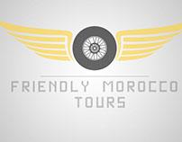 logo for tourist company