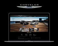 Chrysler Egypt Website