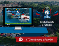Web Design | Website e artes CT Zoom Society