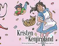 Kristen in Kenjiroland (Storybook)