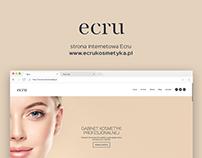 Strona Internetowa ECRU