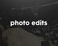 Sports Photo Edits