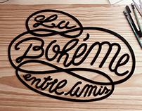 La Bohème — Motion Logo