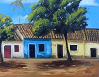 Alagoas - Oil Painting