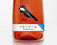 Ricenoir Sake