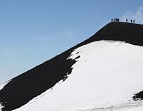 a stroll on vulcano Etna