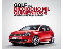 Volkswagen Golf | Print
