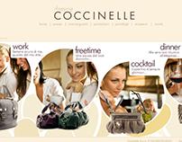 Coccinelle // web site case study - 2008